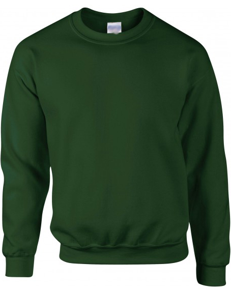 KlieeVeerAntiHoodedSweaterFORESTGREEN