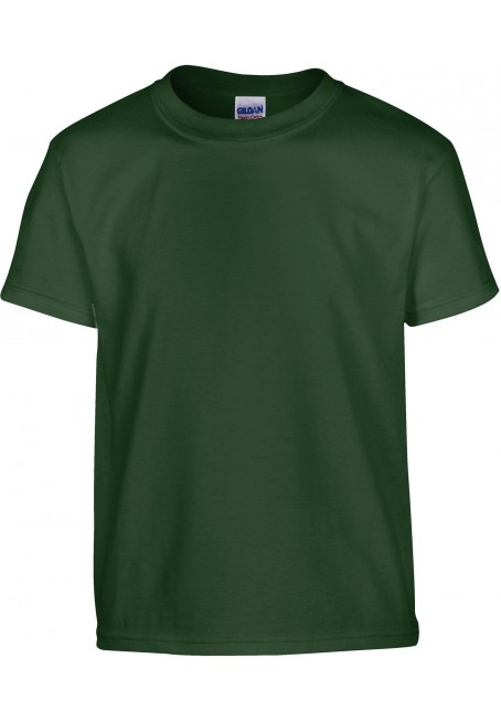 KlieeveerKinderT-shirtsFORESTGREEN