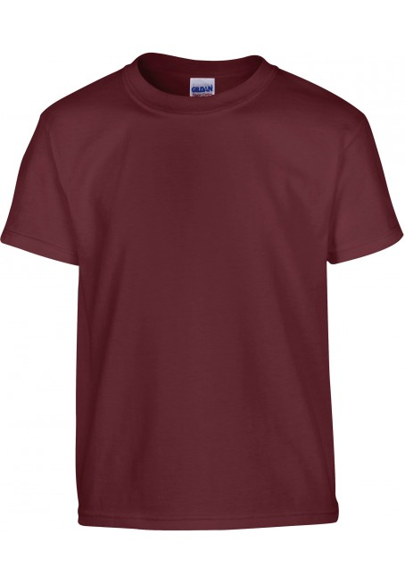 KlieeveerKinderT-shirtsMAROON